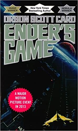 8th Graders are reading Ender's Game by Orson Scott Card