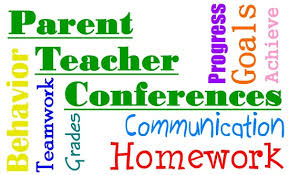 Parent Conference Day Feb 13 1 p.m. - 4 p.m.