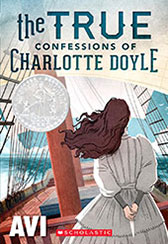 Read any good books lately? Sixth Graders are reading The True Confessions of Charlotte Doyle by Avi