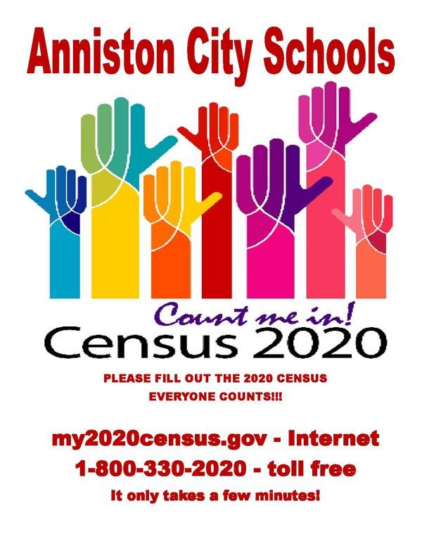 It's not too late to get valuable funds to our community. Please complete the 2020 Census! #census2020