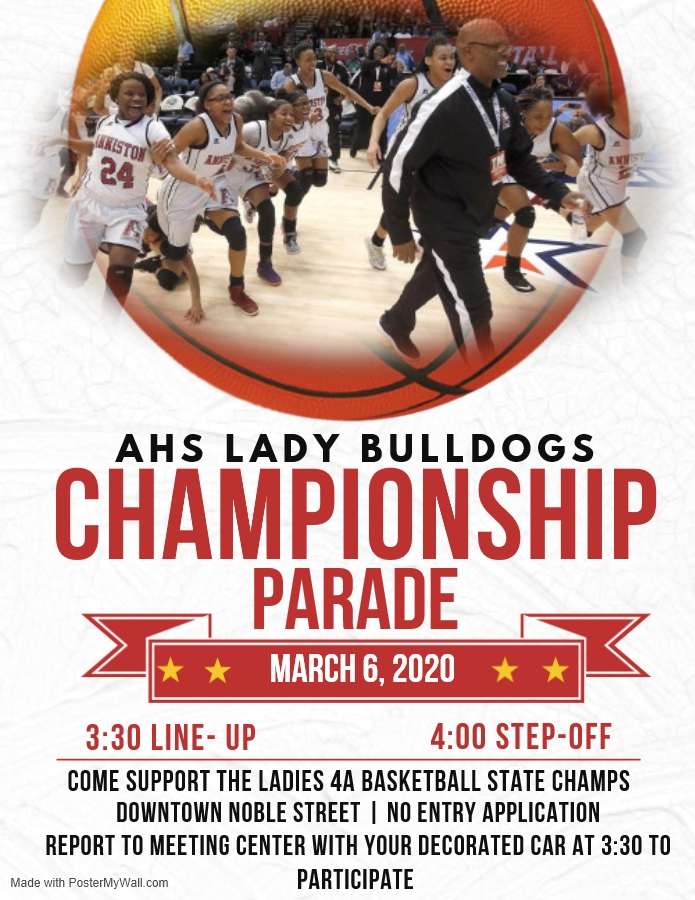 Girls Basketball Championship Parade  3/6/20